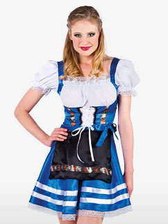 Oktoberfest Lady Fancy Dress