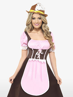 Tavern Girl - Adult Costume Fancy Dress