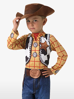 Classic Woody  Fancy Dress