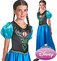 Anna Classic - Child Costume