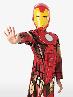 Iron Man - Child Costume Fancy Dress