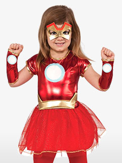 Rescue Girl - Child Costume Fancy Dress