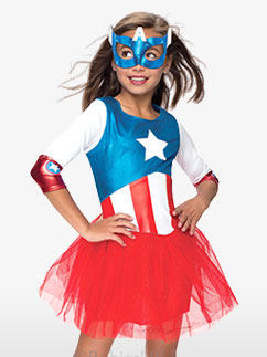 American Dream - Child Costume Fancy Dress
