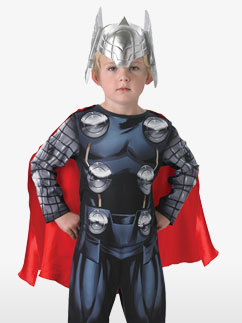 Thor - Child Costume Fancy Dress