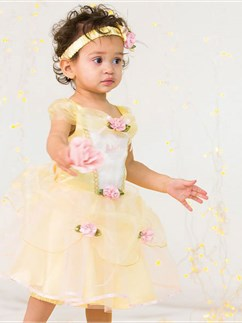 Belle - Baby and Toddler Costume Fancy Dress