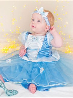 Cinderella - Baby and Toddler Costume Fancy Dress