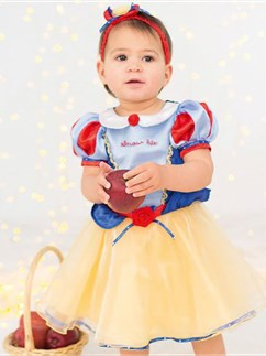 Snow White - Baby and Toddler Costume Fancy Dress