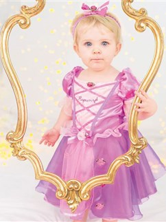 Rapunzel - Baby and Toddler Costume Fancy Dress