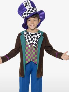 Deluxe Hatter - Child Costume