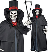 Dapper Death - Adult Costume