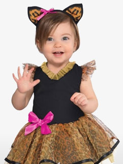 Cutie Cat - Baby Costume Fancy Dress