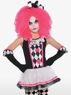 Circus Sweetie - Child Costume Fancy Dress