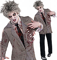 Zombie Shirt - Adult Costume