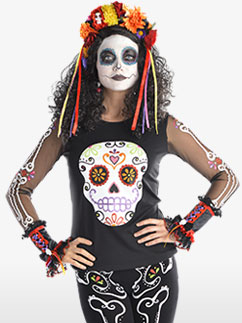 Day of the Dead Top