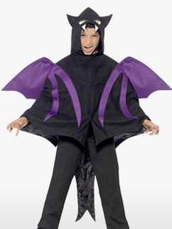 Hooded Creature - Child Costume Fancy Dress