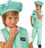 Vet - Child Costume Fancy Dress