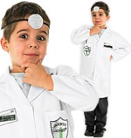Doctor - Child Costume Fancy Dress