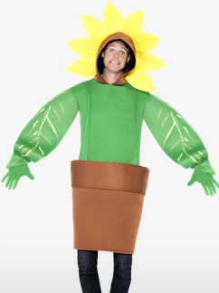 Sunflower - Adult Costume Fancy Dress