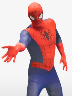 Ultimate Spiderman Morphsuit