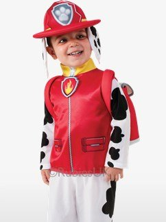 Paw Patrol Marshall - Toddler Costume Fancy Dress