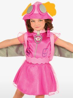 Paw Patrol Skye - Toddler Costume Fancy Dress