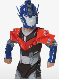 Transformer fancy dress uk cheap