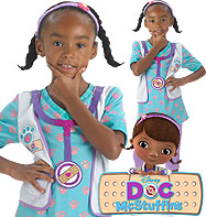 Doc McStuffin Pet Vet - Child Costume