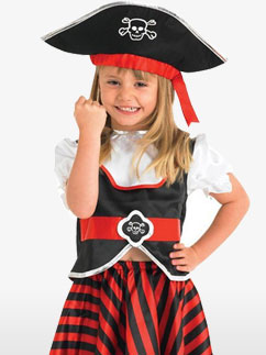 Girl Pirate