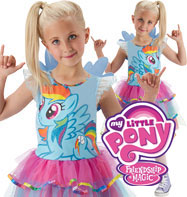 My Little Pony Rainbow Dash - Child Costume