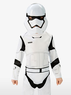 Classic Stormtrooper - Child Costume Fancy Dress