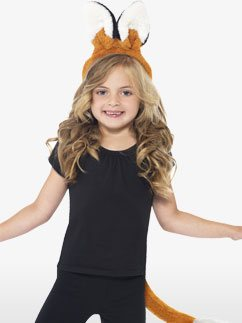 Fox Kit - Child Costume Fancy Dress