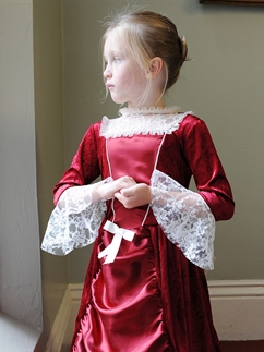 Miss Isabella - Child Costume Fancy Dress