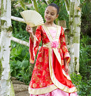 Oriental Princess - Child Costume