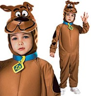 Scooby-Doo - Child Costume Fancy Dress