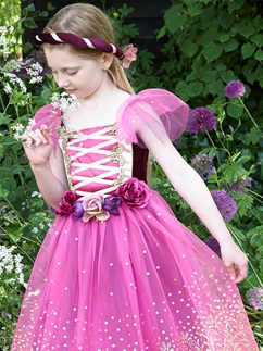 Plum Princess - Child Costume