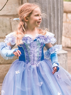 Princess Fleur - Child Costume