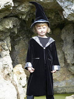 Wizard - Child Costume