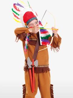Native American Set - Child Costume Fancy Dress