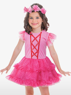 Ballerina - Child Costume Fancy Dress