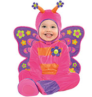 Flutterby - Baby Costume