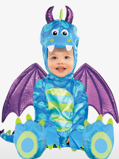 Little Dragon - Baby Costume Fancy Dress