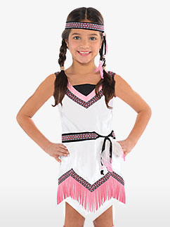 Native American Spirit - Child Costume Fancy Dress