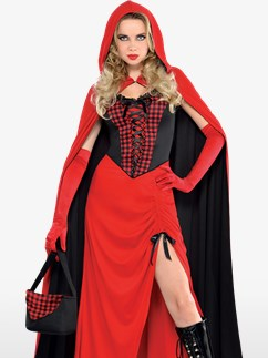 Riding Hood Enchantress - Adult Costume