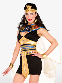 Cleo Beauty - Adult Costume Fancy Dress