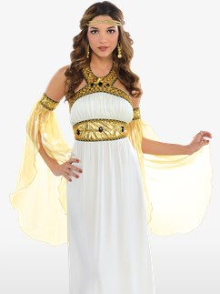 Divine Goddess - Adult Costume Fancy Dress