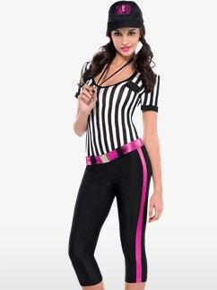 Instant Replay - Adult Costume Fancy Dress