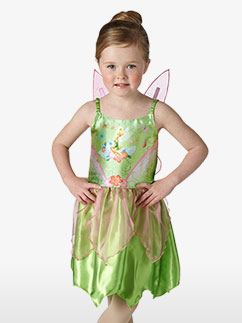 Classic Tinker Bell - Child Costume Fancy Dress
