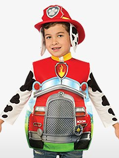 Paw Patrol Marshall - Toddler and Child Costume Fancy Dress