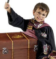 Harry Potter Trunk  - Child Costume Fancy Dress