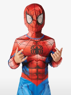 Spider-Man Classic - Child Costume
